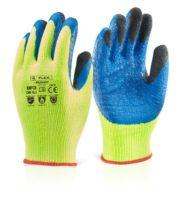 latex thermo star gloves