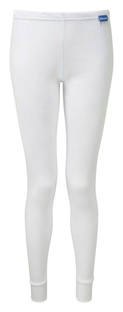 bz1552 pulsar ladies long pants white