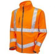 leo buckland softshell jacket