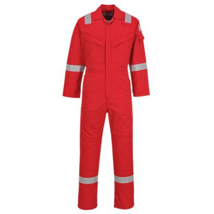 portwest flame resistant anti static coveralls
