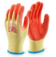 b-click latex glove