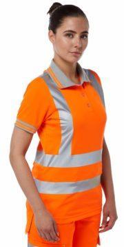 PR701 polo shirt ladies pulsar