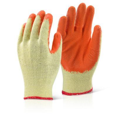 b-click economy grip gloves